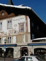 oberammergau city center